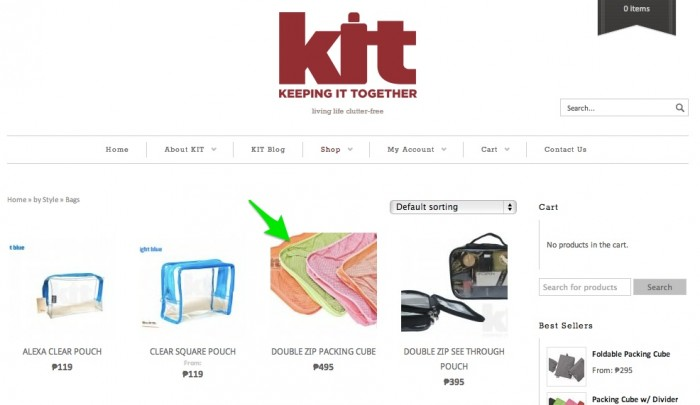 keepingittogether.com.ph is now open for transactions