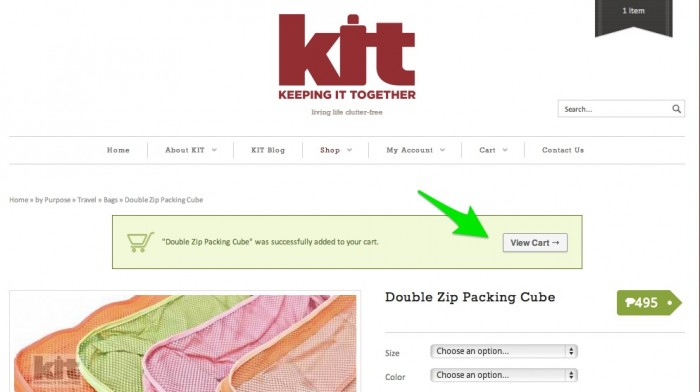 keeping it together online cart