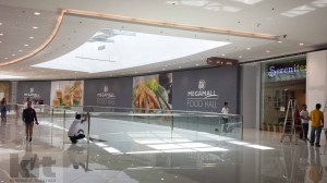 Megamall Fashion Hall Food Court