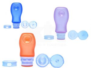 KIT Colorful squeezable tubes