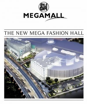 Mega Fashion Hall Facade Ad