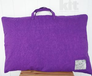 Keeping It Together Pillow Bag Purple